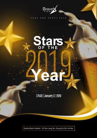 Bravestars Year End Party 2019